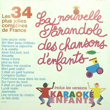 """4 thoughts on """"Chanson d'enfance & French article"""""""