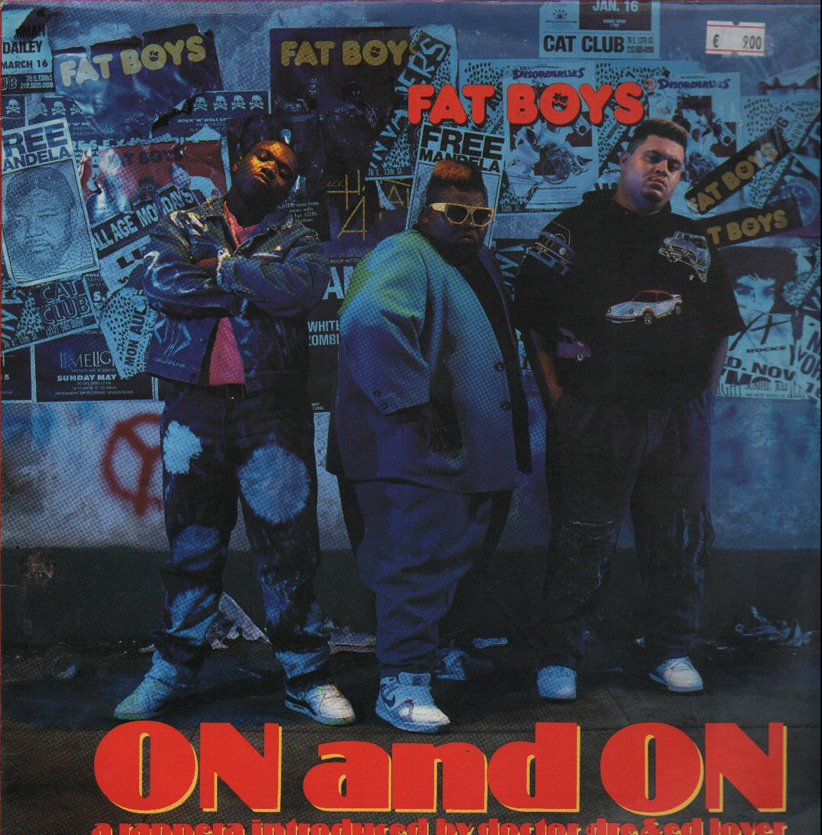 Fat Boys The Fat Boys Are Back