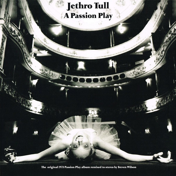 JETHRO TULL - A Passion Play (1973)