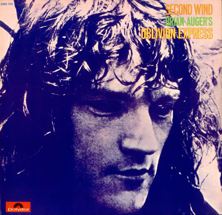 BRIAN AUGER'S OBLIVION EXPRESS - Second Wind (1972)